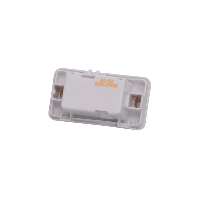 Interruptor Simples da Porta Branco Geladeiras Brastemp e Consul Original W10471970