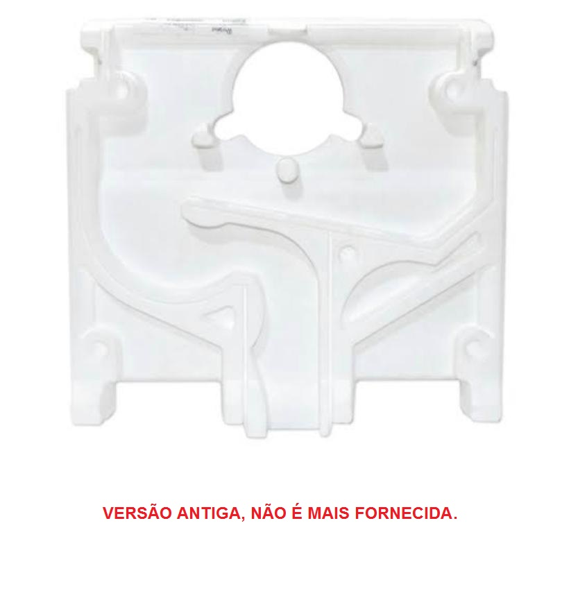 Kit Capa Frontal e Traseira Geladeira Brastemp e Consul Original W11498695