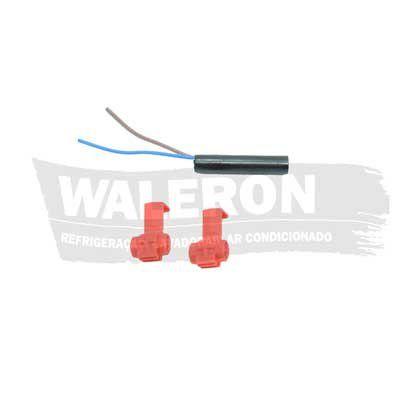 Kit Sensor 10k + Sensível Original Geladeira Brastemp Consul W10696879