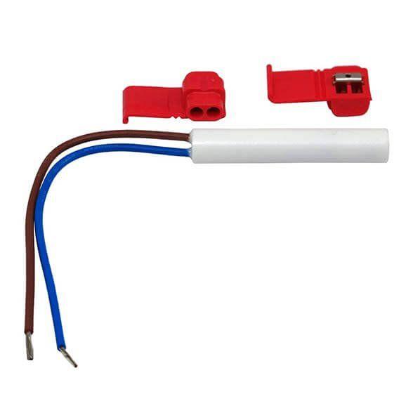 Kit Sensor Original 2,7K Geladeira e Freezer Brastemp Consul W10696875