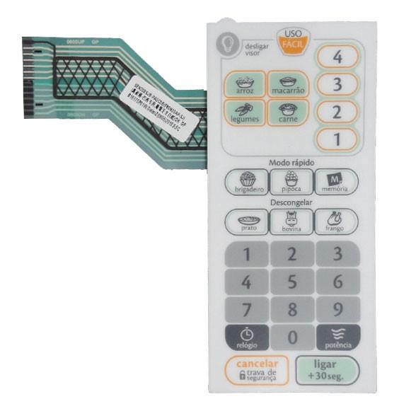 Membrana Microondas Consul Facilite Original W10313525