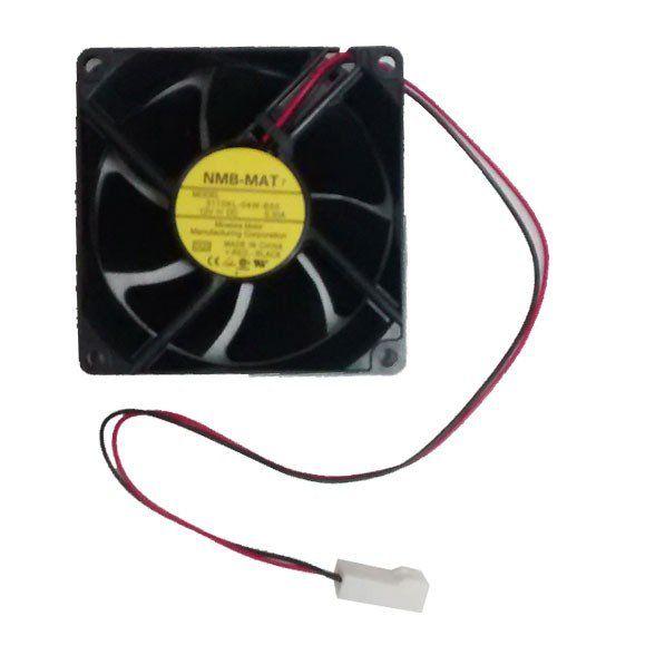 Motor Ventilador Geladeira Brastemp Inverse e Duplex 127V W10158771