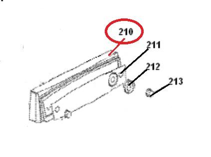 Painel Superior Secadora Brastemp Intelligent 326043166