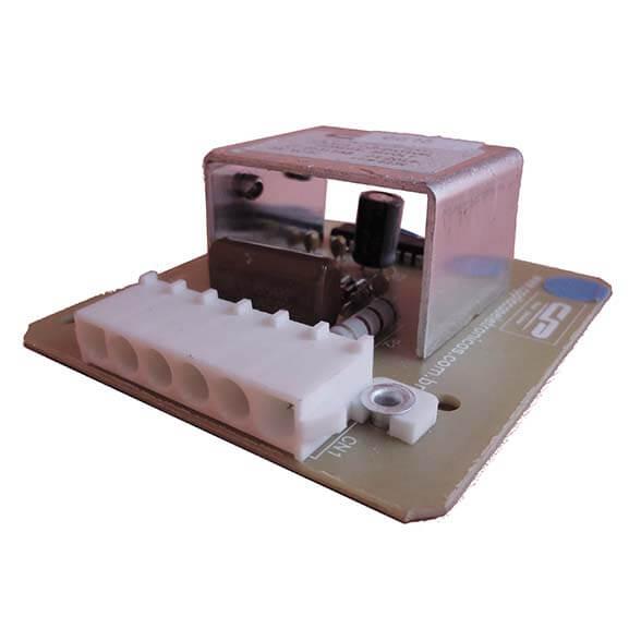 Placa Eletrônica Lavadora Brastemp Clean Mondial 5 kg Controle Reversão Paralela Bivolt