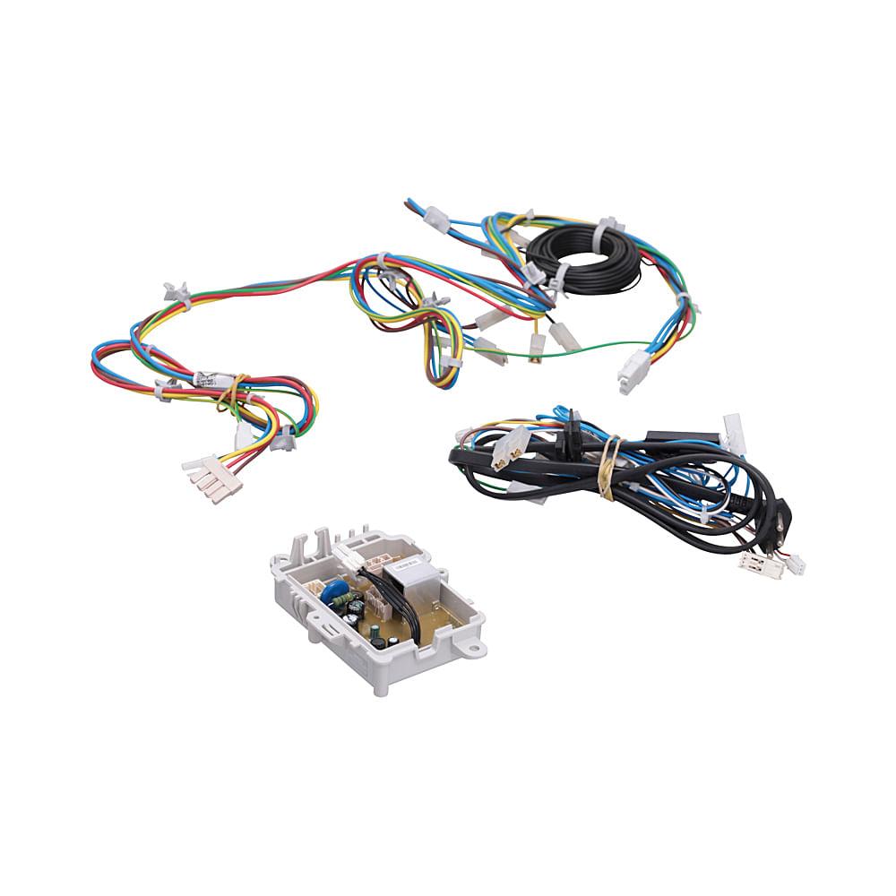 Placa de Controle 127V com Rede Superior CWS12AB Original W11251564