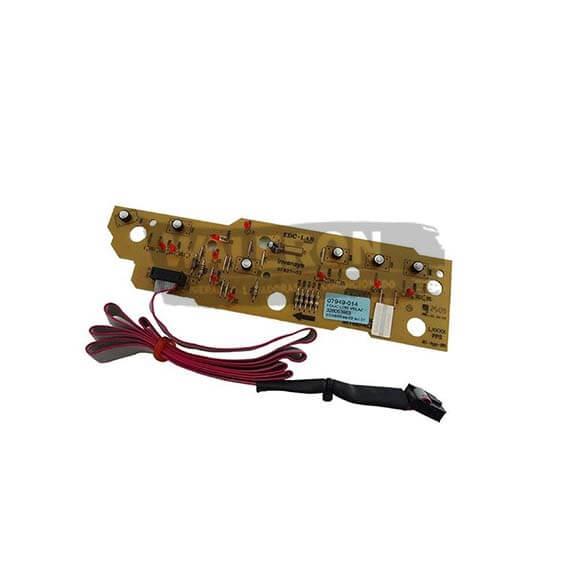 Placa Eletrônica Lavadora Brastemp Clean 10 kg BWC10 BWF09A Interface Bivolt Original Flat Preto 326053963