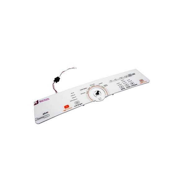 Placa Eletrônica Lavadora Brastemp Ative 11 kg BWG11 Interface Console Bivolt Original