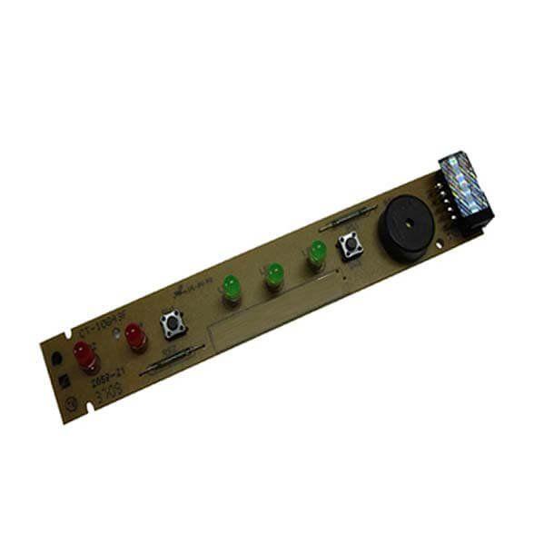 Placa Interface Geladeira Brastemp BRM37 BRM43 e Outras Original 000411647