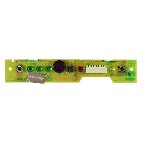 Placa Interface Original Geladeira Brastemp BRM40 / 44 / 47 / 48 326030310