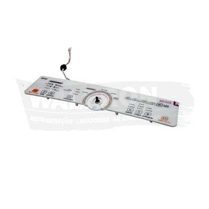 Placa Interface Lavadora Brastemp Ative 11 kg Smart Sensor BWU11 Bivolt Original