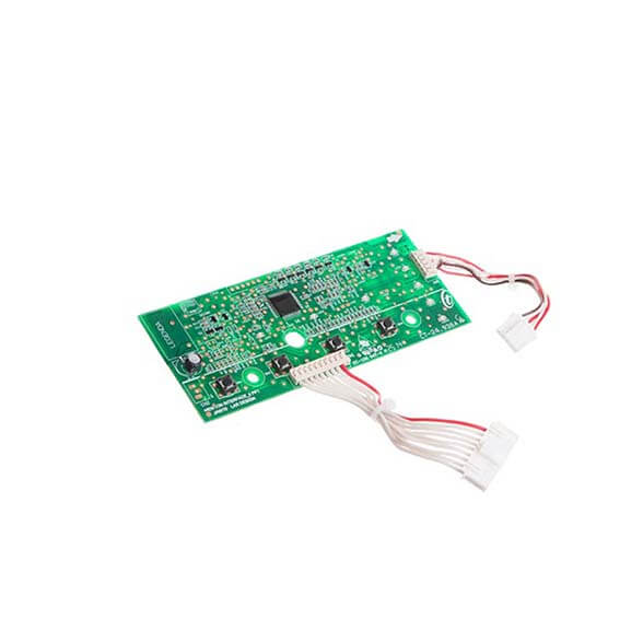 Placa Eletrônica Lavadora Consul Maré Super 10 kg CWL10 7,5 kg CWL75 Interface Bivolt Original W10344774