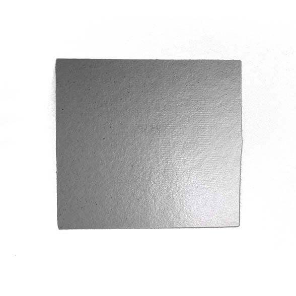 Placa Mica Microondas Recortável 15 cm x 15 cm