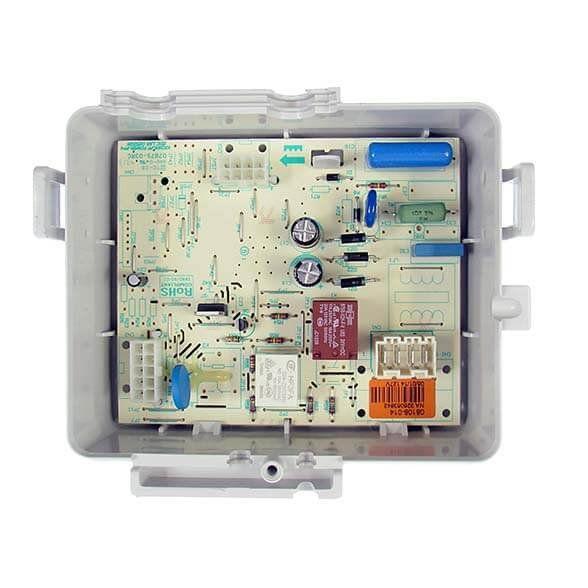 Placa Eletrônica Geladeira Brastemp Ative Original BRM47 BRM48 326063223
