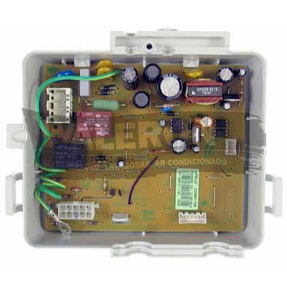 326061171 Placa Controle Eletrônico Geladeira Brastemp Ative 6th Sense BRM47 BRM49 Bivolt Original