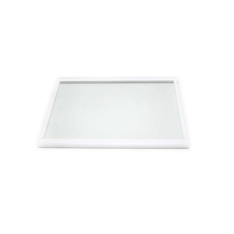 Prateleira de Vidro Freezer Vertical Brastemp 280LTs Original 326065618