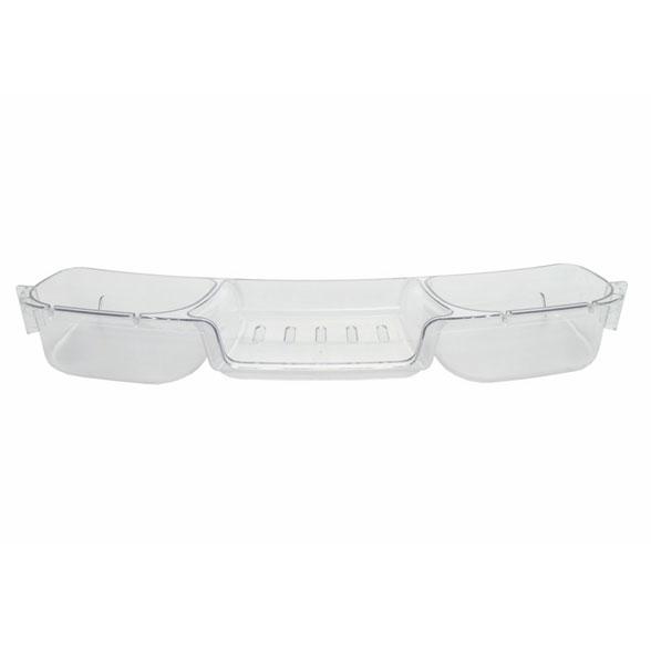Prateleira TriCompartimentos Geladeira Brastemp Ative e Outras W10326652