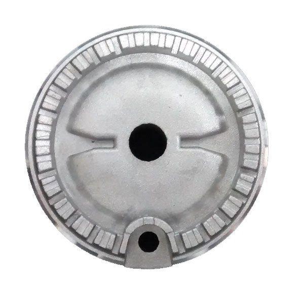 Queimador Semi Rápido Original Fogão Brastemp Vários Modelos 326023143