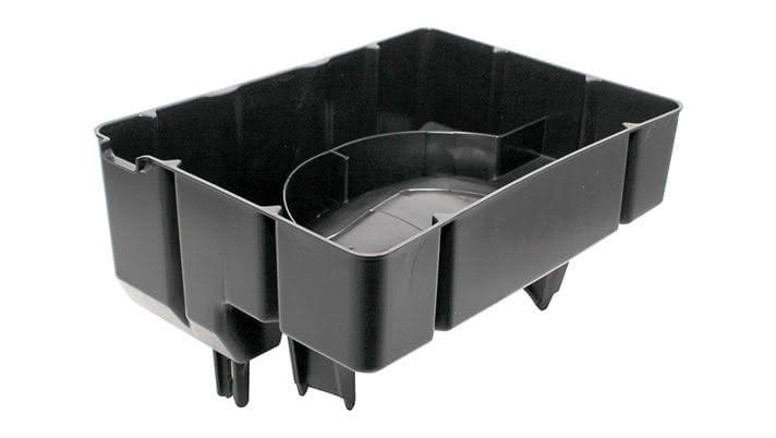 Recipiente de Evaporação Refrigerador Brastemp e Consul Original W10809518