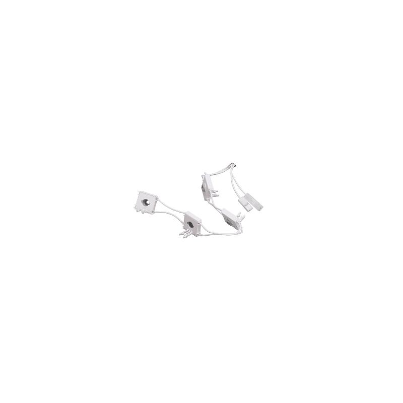 Rede Eletrica de Acendimento Bivolt Cooktop Brastemp e Consul 4 Bocas Original W10505773