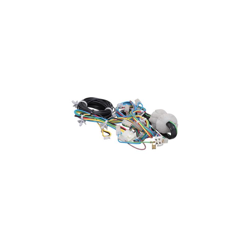 Rede Elétrica Inferior Lavadora Brastemp BWL11AR Original 326065386
