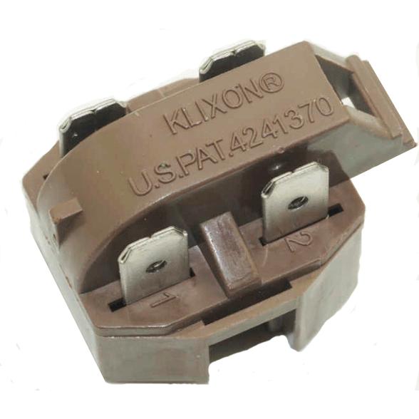 RELE PTC GELADEIRA BRASTEMP CONSUL 4 PINOS BIVOLT PARALELO Y550
