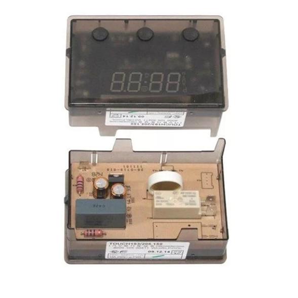 Relógio Eletrônico Forno Brastemp Ative BO360A 220V 326076094 Original