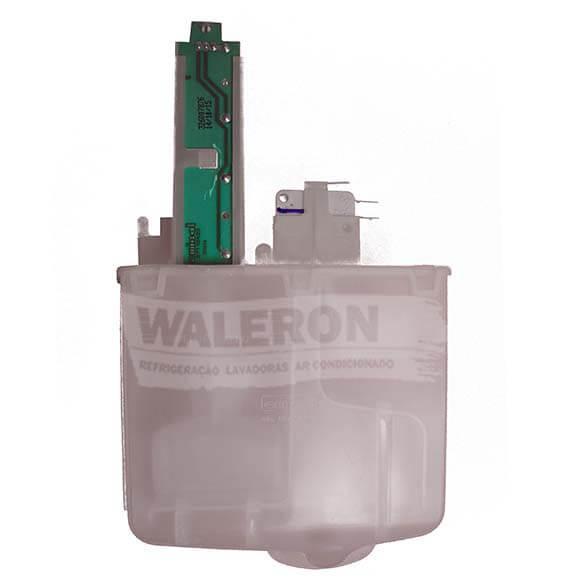 Pressostato Sensor de Nível Lava Louça Brastemp BLE20 Solution 8 Serviços PLE20 Original W10490329