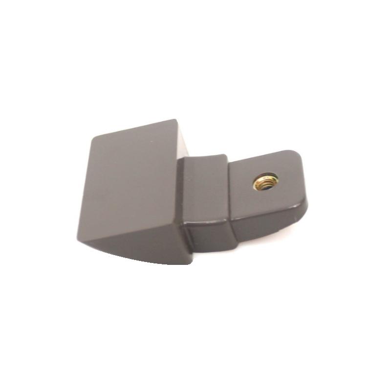 Suporte Cinza do Puxador Geladeira Duplex Electrolux Original 41022530