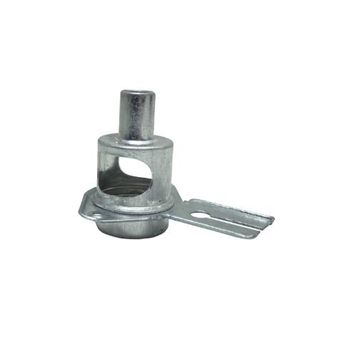 Suporte Injetor Semi Rápido Alumínio 0,65mm Fogão Brastemp e Consul W10305569 Original
