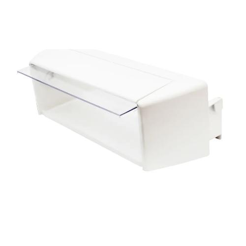 Tampa Acrílica com compartimento Laticínios Geladeira Brastemp W10326677 Original