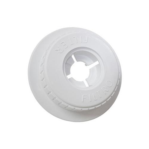 Tampa Plastica do Agitador para Lavadoras Brastemp e Consul 000350470 Original