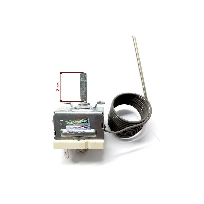Termostato de Segurança 278 Celsius Forno Eletrico Brastemp BOB60A e Consul CO060 Original 326071286