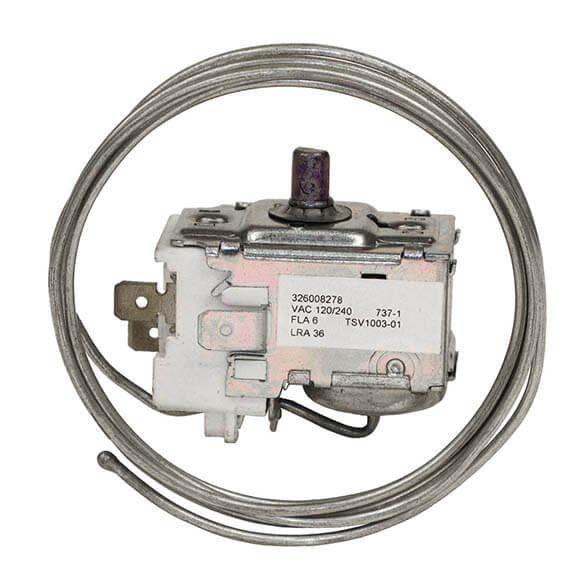 Termostato Original Freezer Brastemp BVG24 BVG28 326008278