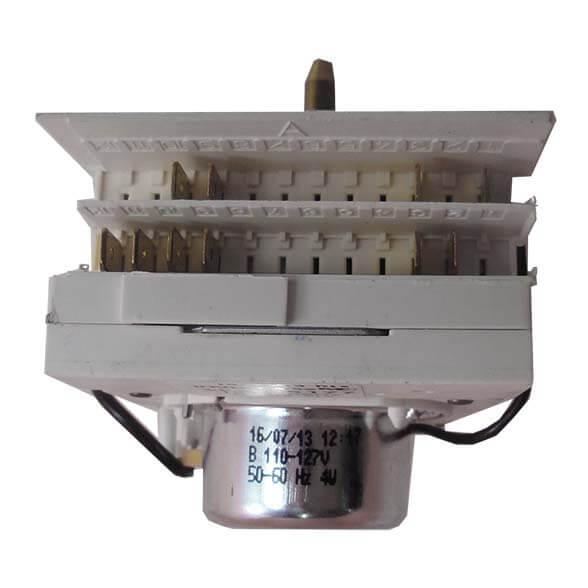 Timer Secadora Brastemp Intelligent 10 kg BSR24 BSI24 127v Original 326055177