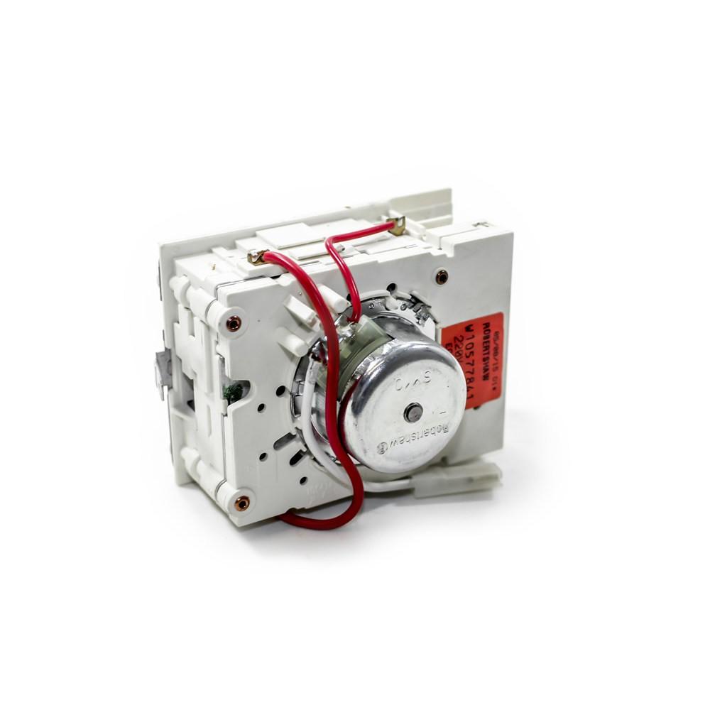 Timer Secadora Brastemp Ative 10 kg de Piso BSR10 e Suspensa BSI10 220V Original W10577841