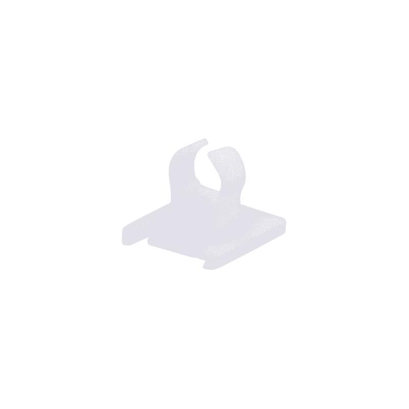 Trava Plástica da Porta Geladeira Brastemp e Consul 1 Porta Original W10186650