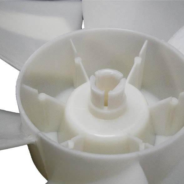 Hélice Ventilador Ar Condicionado Consul Air Master 10k 12k 21k Btus Original 4210646