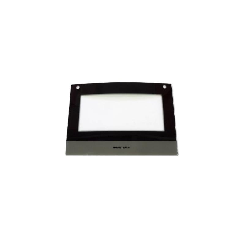 Vidro Externo do Forno Fogão Brastemp Clean BF076BB Original W10474727