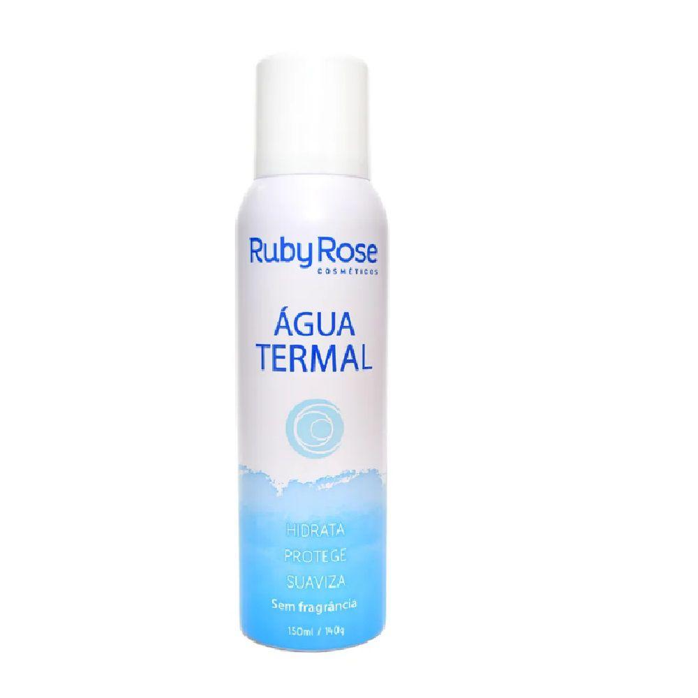 Água Termal Sem Fragrância Ruby Rose 150 ml HB-306