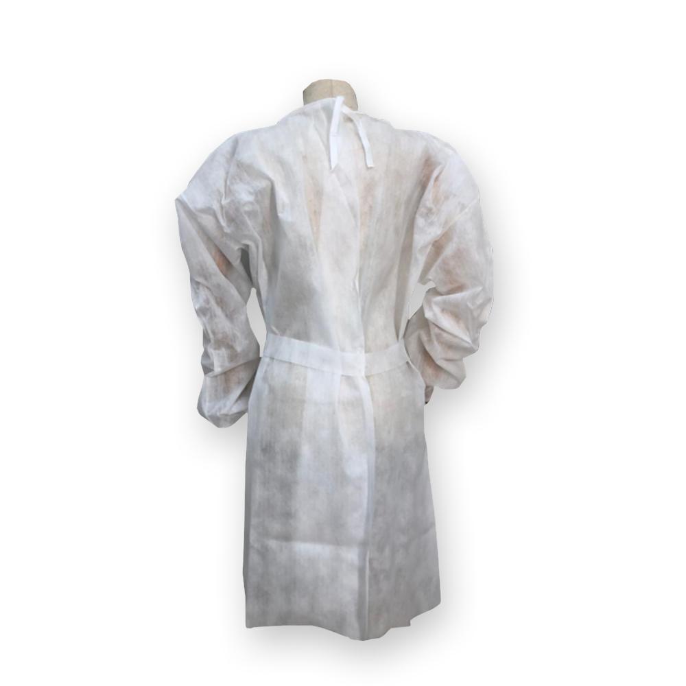 Avental Branco Descartável Scartare  Gr 40 c/10