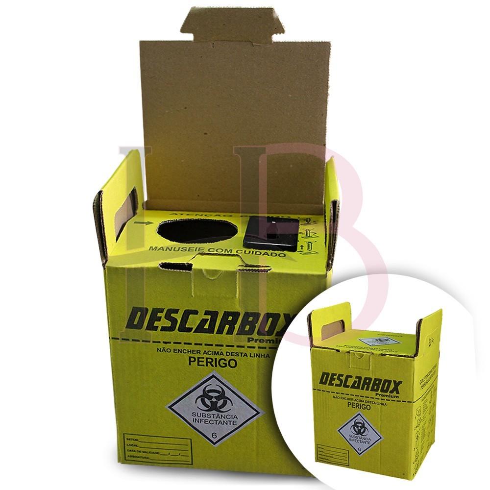 Caixa Coletora Descarbox - 1,5 Litros