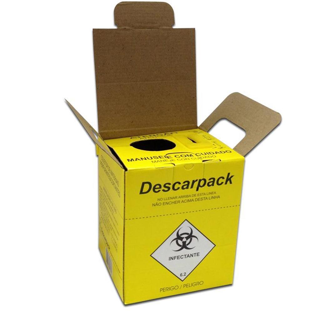 Caixa Coletora Descarpack  - 1,5 Litros