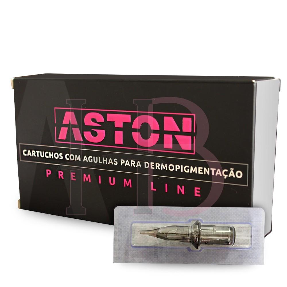 Cartucho 1 Ponta Aston Pen Premium