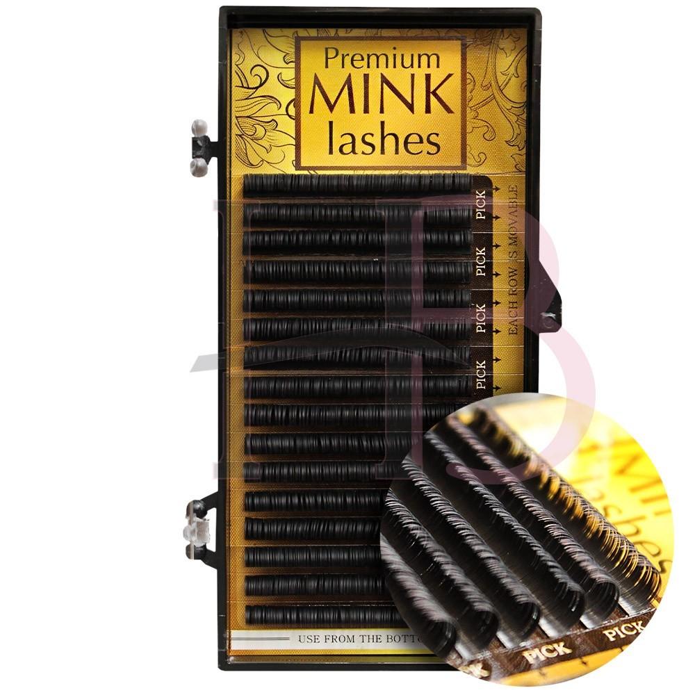 Cílios HS Premium Mink 0.15D