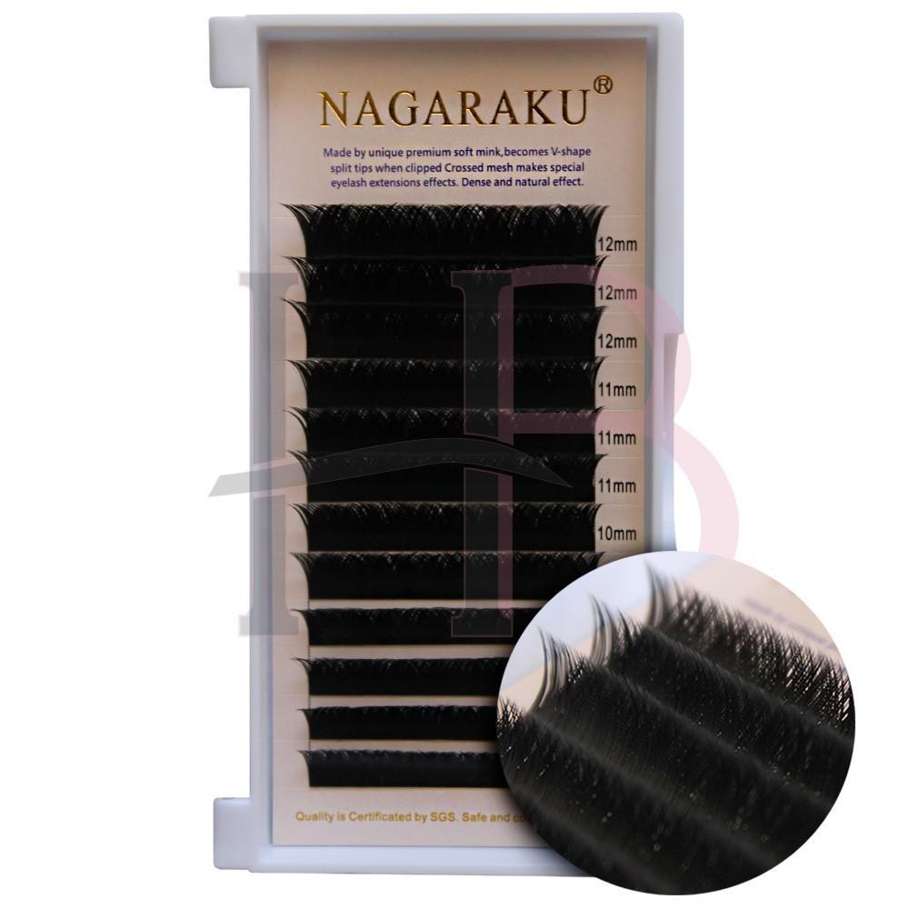 Cílios V Nagaraku 0.05D Mix