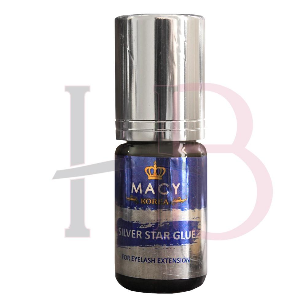 Cola Macy Silver Star para Cílios - 5 g