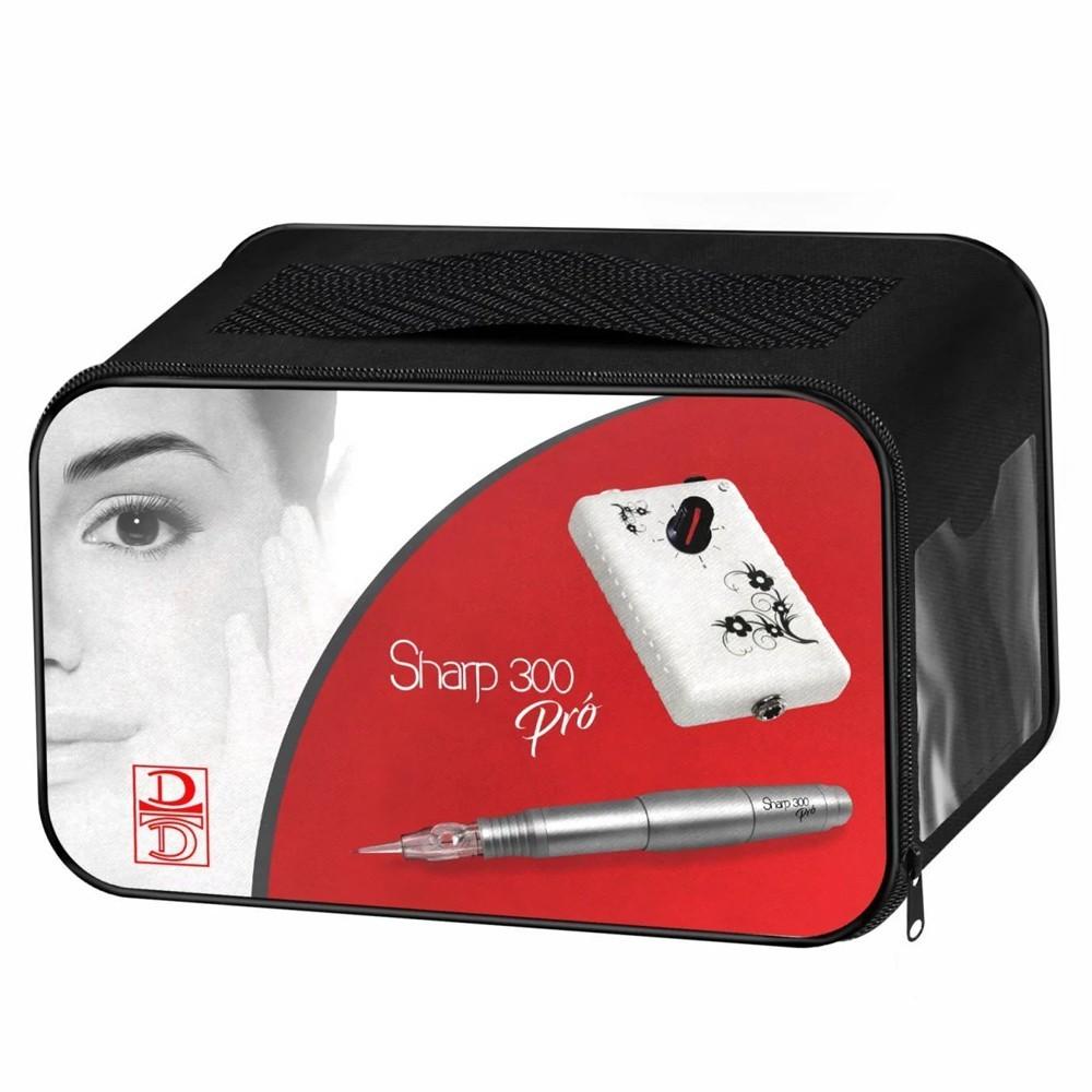 Combo Dermógrafo Sharp 300 Pró Analógico Baby