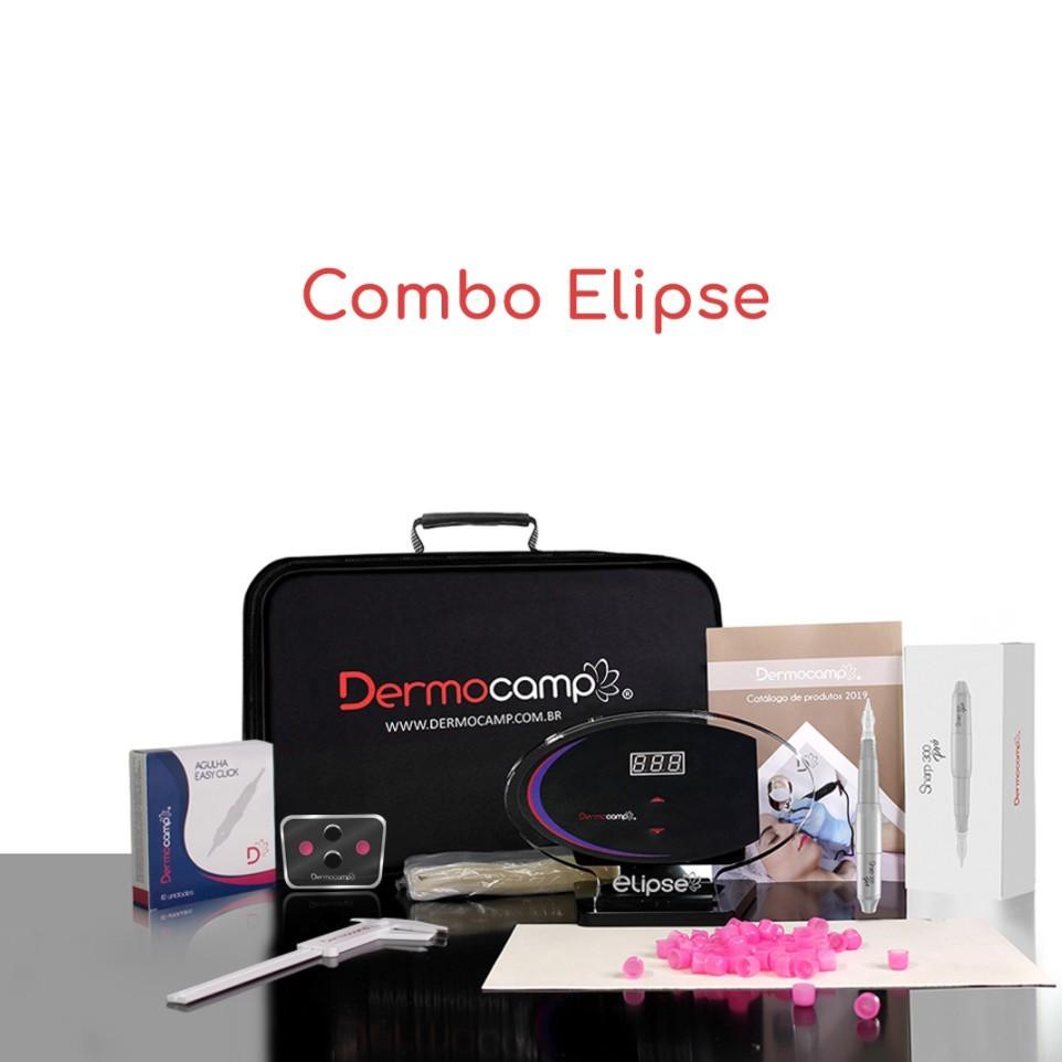 Combo Dermógrafo Sharp 300 Pro Digital Elipse