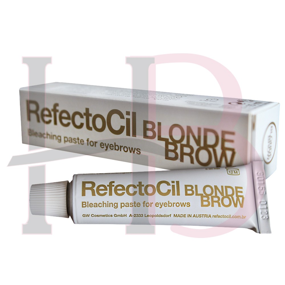 Descolorante e Clareador de Sobrancelhas Refectocil - Blonde Brow