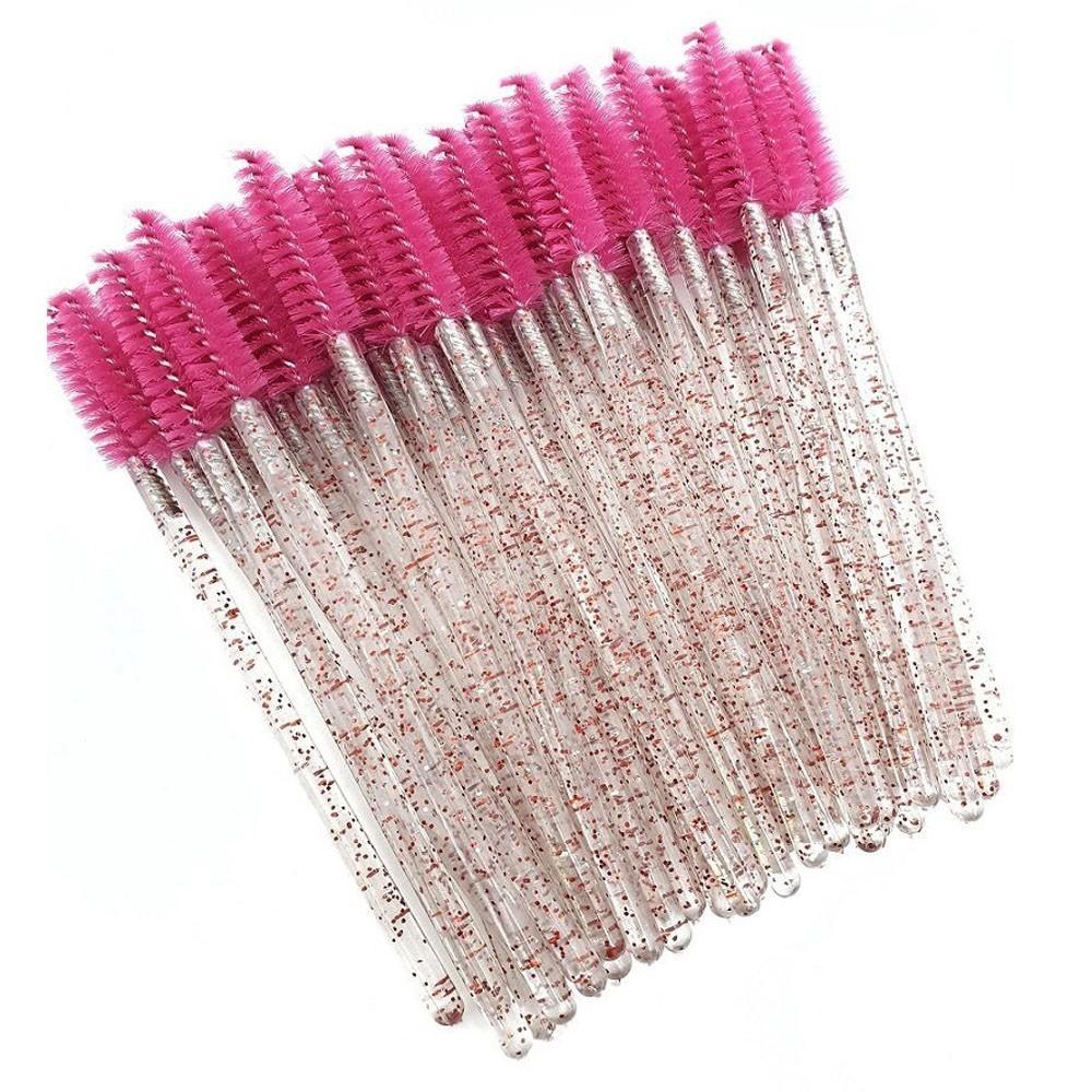 Escovinhas Glitter - 50 un